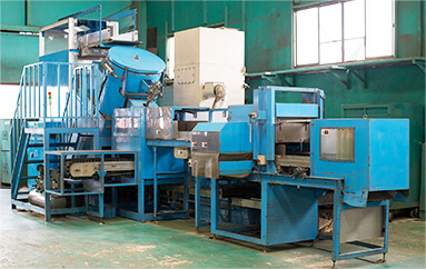 Photos of Parts Separation & Sorting Machine